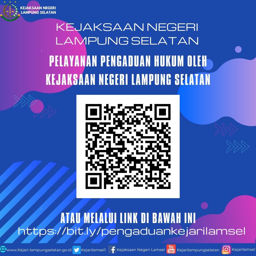 Pelayanan Pengaduan Hukum Online